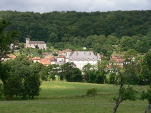 Vandeléville (54) dans le Saintois